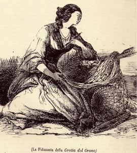 Mattei la fidanzata della grotta del Grano