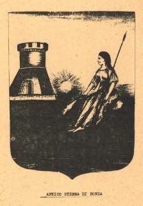 antico stemma di ponza