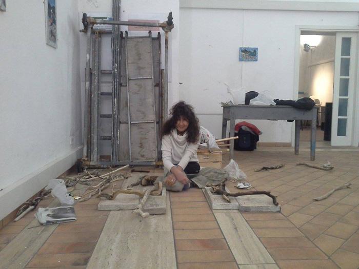 Cronache dallo stracquo®. (9) Maddalena Barletta