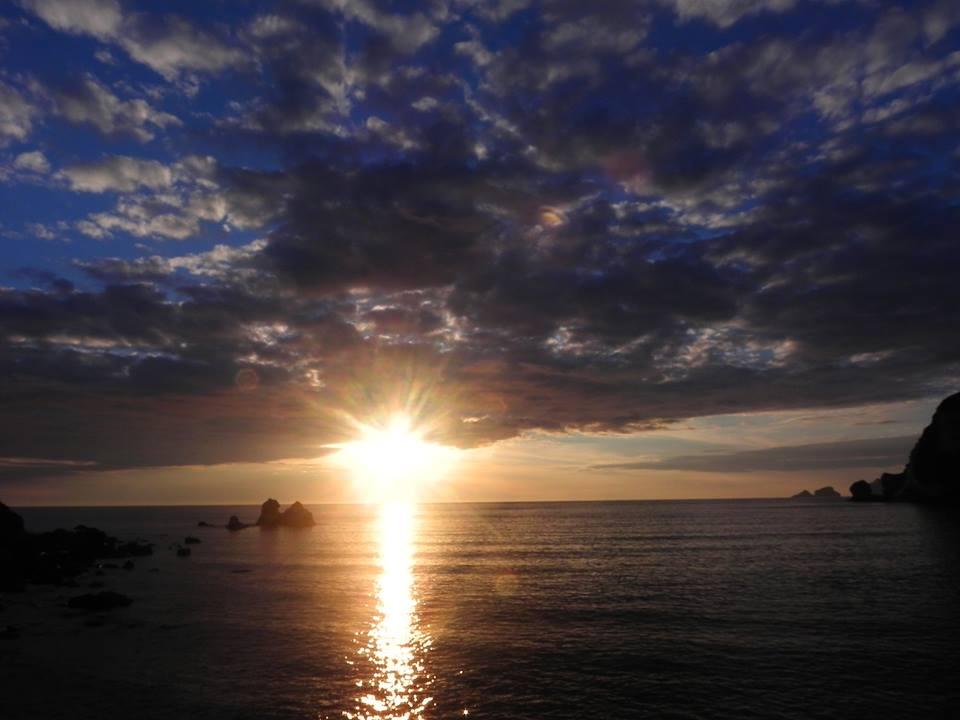 tramonto a chiaia 2
