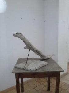 L'uomo venuto dal mare- Antonella Boscarini. Ponza 23 marzo 2014