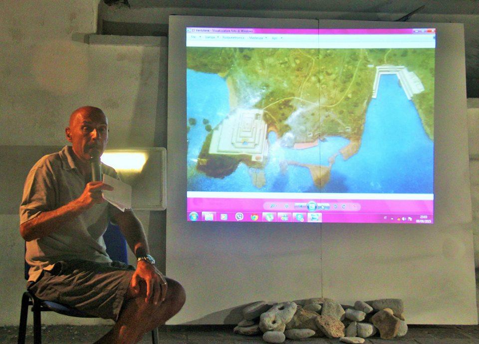 Lo Stracquo® incornicia le chiacchierate culturali del Prof Cutolo