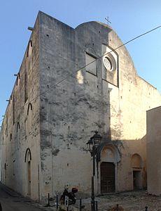 Gaeta,_chiesa_di_San_Domenico_-_Esterno