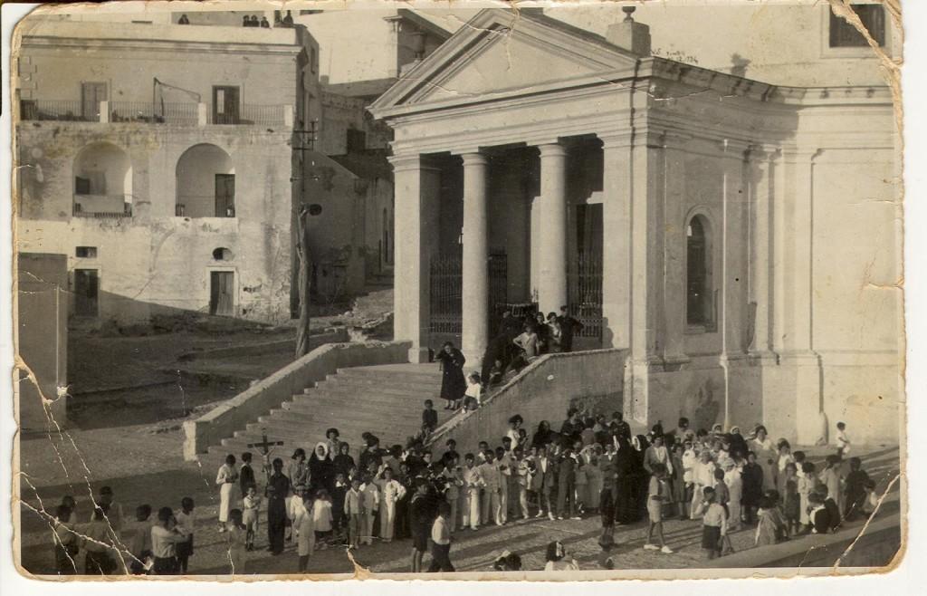 chiesa anni 30