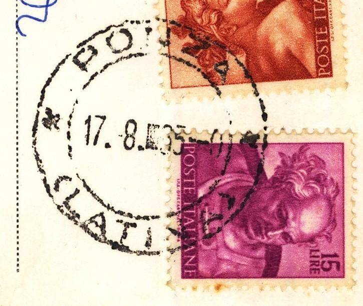Ponza bollo postale-1