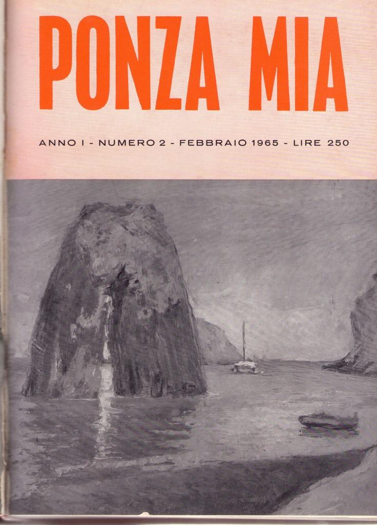 ponzamia copertina feb 65