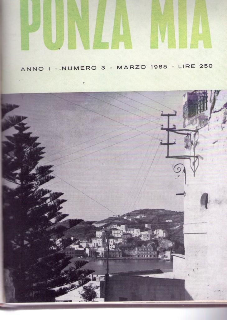 PONZAMIA COPERT MAR65