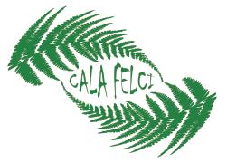 Ponza Cala Felci Logo Footer