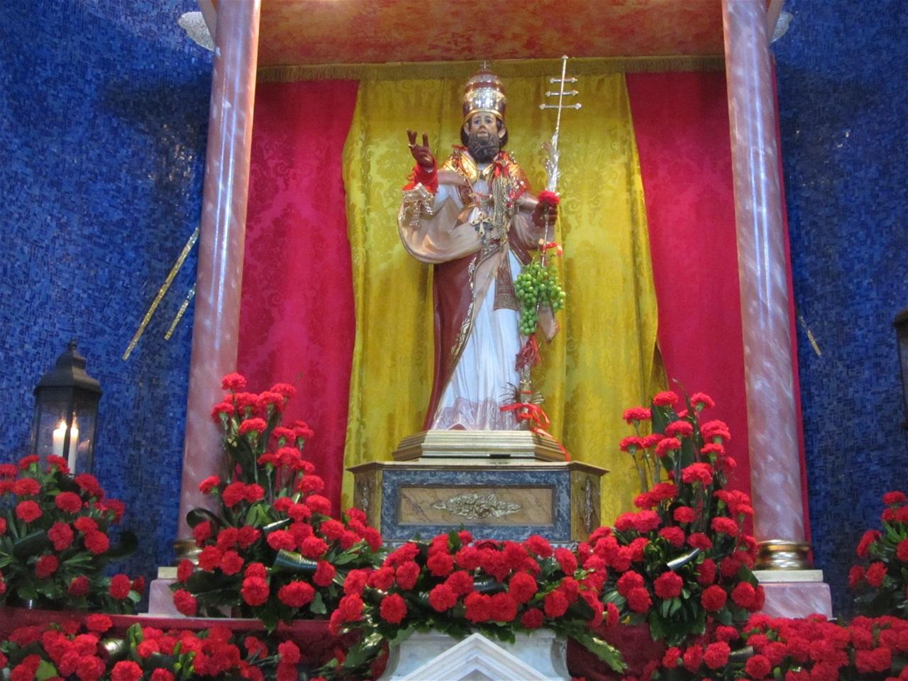 I miracoli di San Silverio