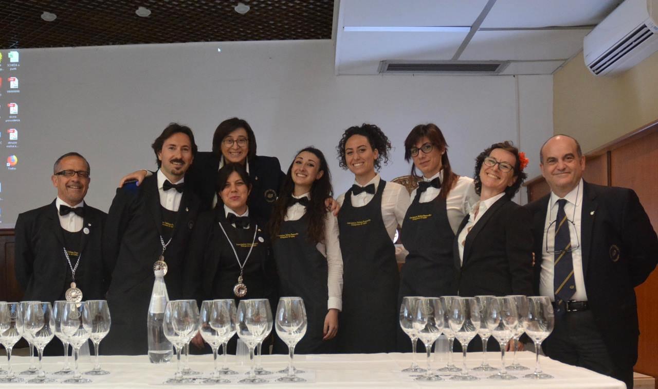 L'Associazione Italiana Sommelier Lazio presente a Ponza in Tavola