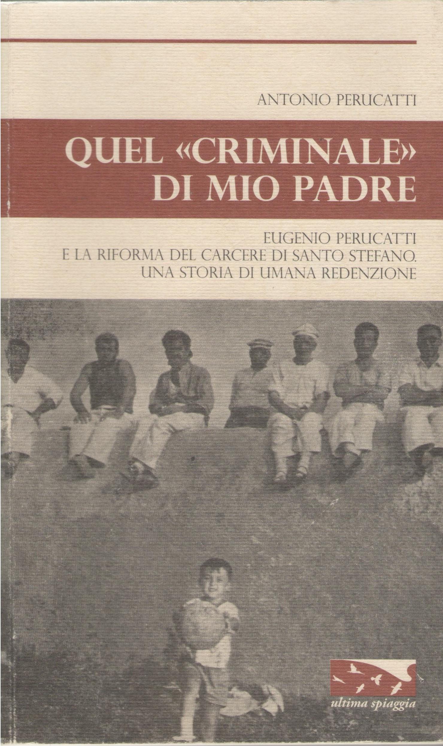Antonio Perucatti, scrittore ponziano