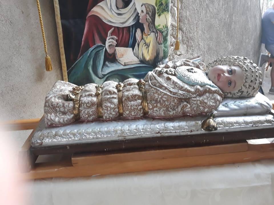 La festività di Maria Bambina a Gaeta