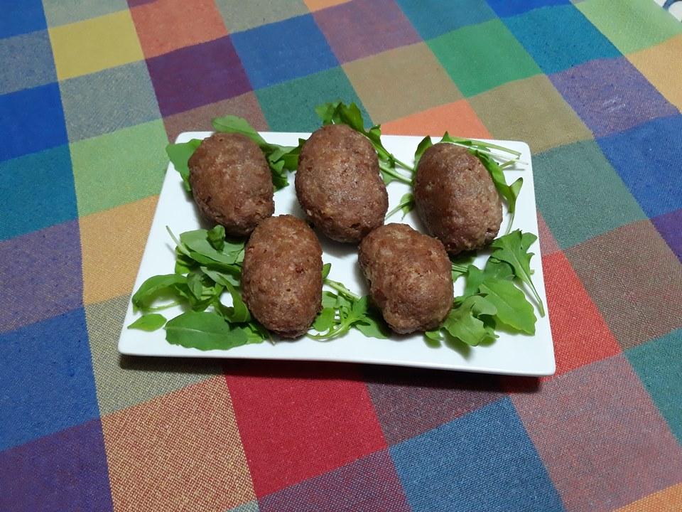 Le ricette di Rosalba: crocchette di coniglio alla Ernesto