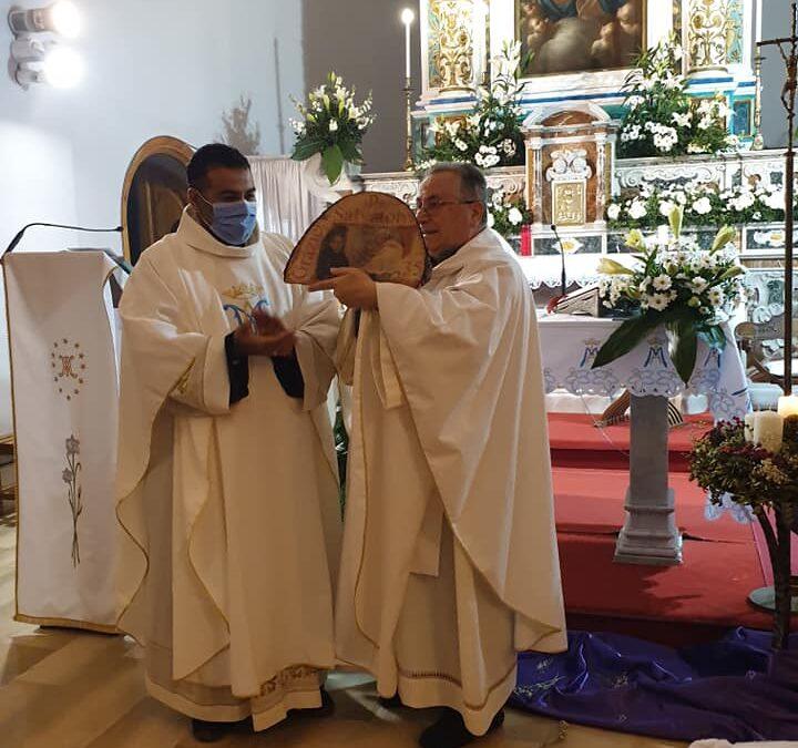 Avvicendamento parrocchia di Le Forna: il fotoracconto