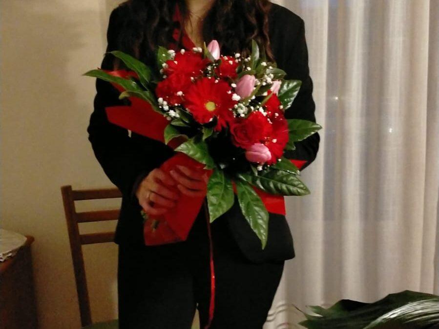 Congratulazioni, Giulia